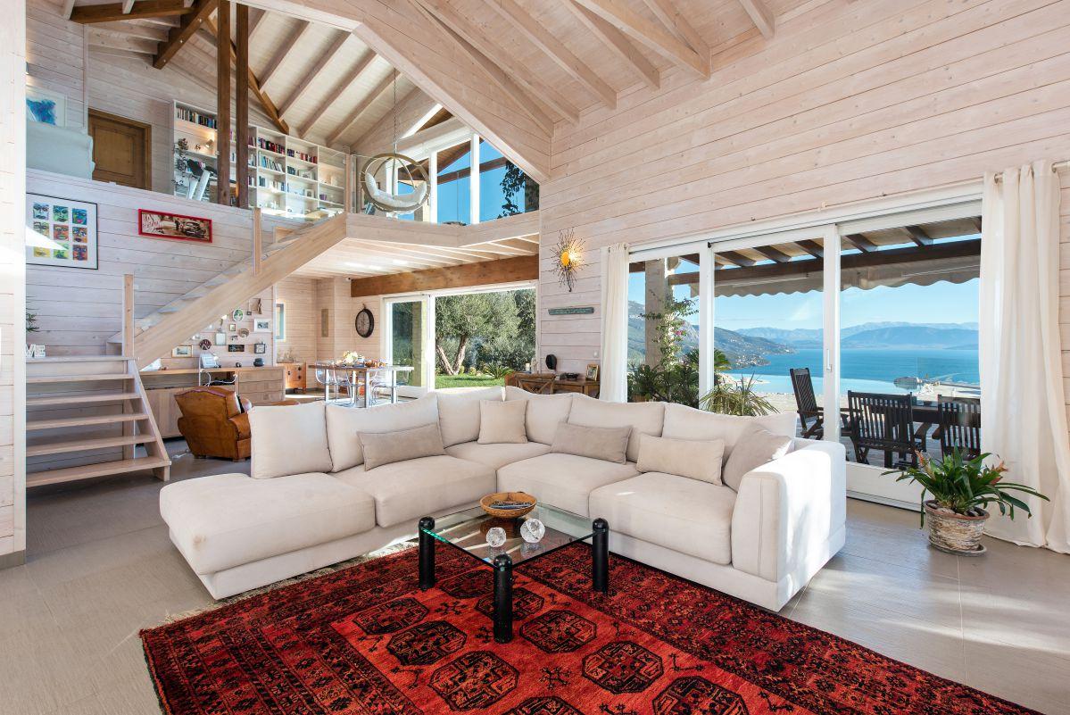 Eden Villa Corfu great for 6 guests