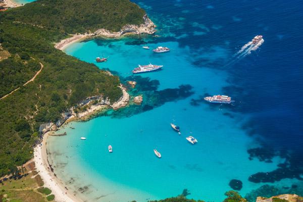 Paxos Boat Cruises
